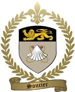SOUCIER Family Crest