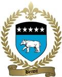 BENOIT Family Crest