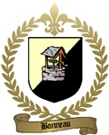 BONNEAU Family Crest
