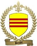 BOULET Family Crest