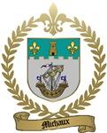 MICHAUX Family Crest