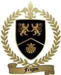 FRIGON Family Crest