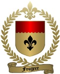 FOUGERE Family Crest