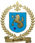SAUMURE Family Crest