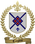 TANGUAY Family Crest