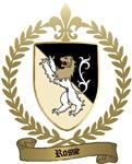 ROSSE Family Crest