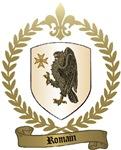 ROMAIN Family Crest