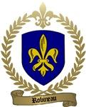 ROBINEAU Family Crest