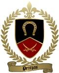 PETITPAS Family Crest