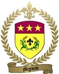MIGNEAU Family Crest