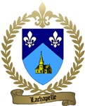 LACHAPELLE Family Crest