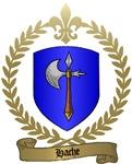 HACHE Family Crest