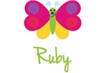 Ruby The Butterfly
