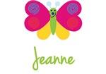 Jeanne The Butterfly