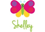 Shelley The Butterfly