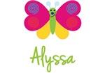 Alyssa The Butterfly