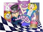 Wonderland  (multiple designs)
