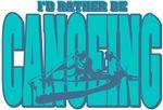Canoeing (Blue)