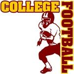 College Football (GoldMaroon)