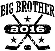 Big Brother 2016 Hockey t-shirt