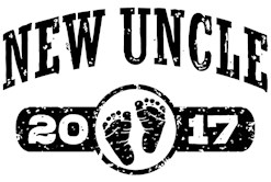 New Uncle 2017 t-shirt