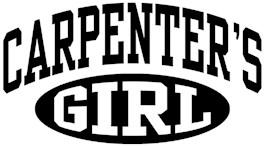 Carpenter's Girl t-shirt