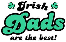 Irish Dad t-shirts