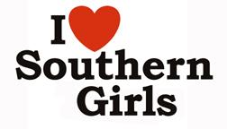 I Love Southern Girls t-shirt