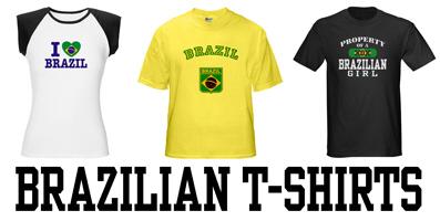 Brazilian t-shirts
