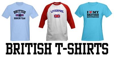 British t-shirts