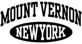 Mount Vernon NY t-shirts