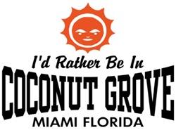 Coconut Grove Fl t-sh