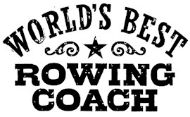 World's Best Rowing Coach t-shirts