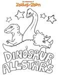 Dinosaur All-Stars
