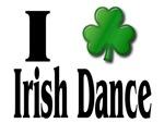 I Irish Dance