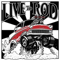LIVE TO ROD 1956 Gasser products