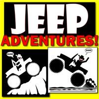 Stickman JEEP Adventures!