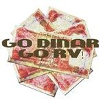 Go Dinar, Go RV gifts & tees