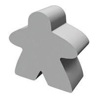 Gray Meeple Shirts and Gifts