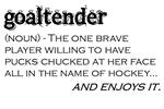 Goaltender Girl
