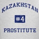 Number 4 Prostitute In Kazakhstan