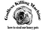 Bears, Godless Killing Machines merchandise