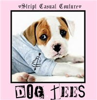 TEE'S FOR YOUR PET