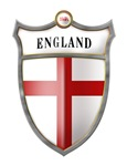 St George Cross Shield of England