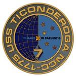 USS Ticonderoga (R1)