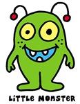 Little monster green