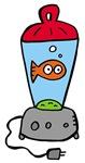 Tickles Goldfish Blender