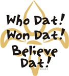 Who Dat, Won Dat!