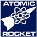 Atomic Rocket Logo