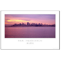 <b>san francisco city skylines posters</b>